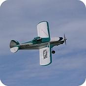 Hangar 9 Piper Pawnee 40 size