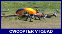 The CW Quadcopter