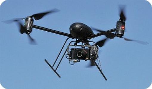 Draganflyer X6 Quadrocopter