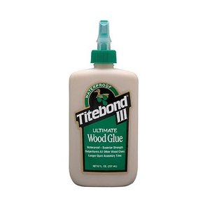 Titebond 3 wood glue