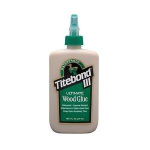 Titebond 3 wood glue