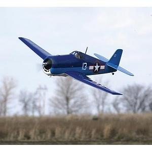 Hangar 9 F6F Hellcat