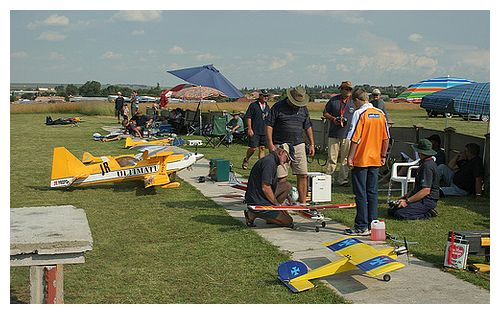RC Airplane Clubs offer many advatages to it's members
