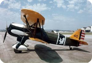 Curtiss P-6E Hawk