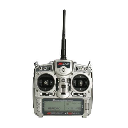 JR X9503 transmitter