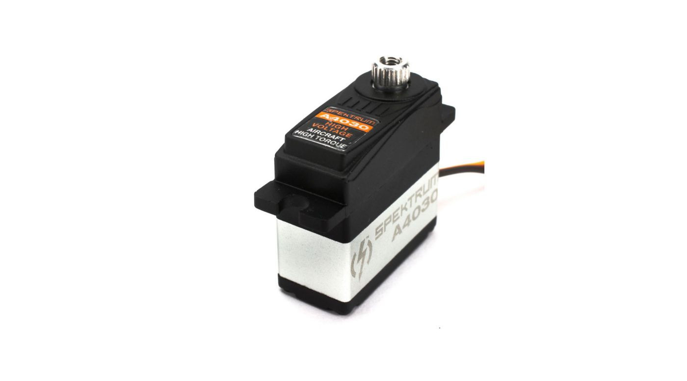 Spektrum A4030 Micro HV High Torque Aircraft servo