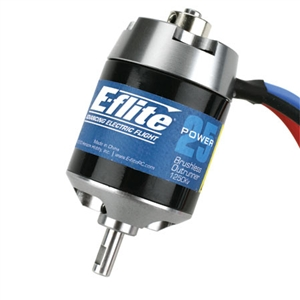 E-Flite power 25 Outrunner brushless motor