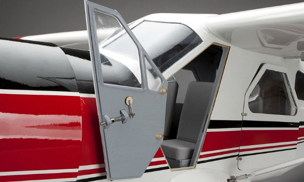 Hangar 9 DHC Beaver cabin doors