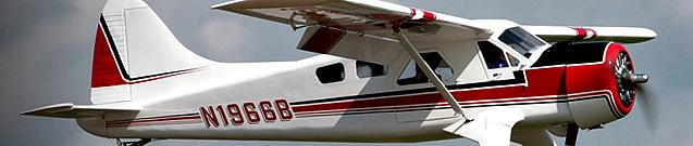 Hangar 9 DHC Beaver 30cc banner