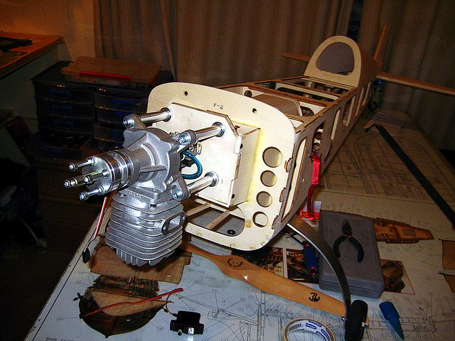 RC Engines:Hints and Tips on Installation