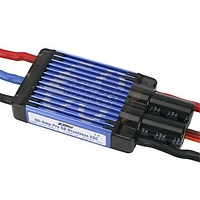 E-Flite ESC for brushless motors