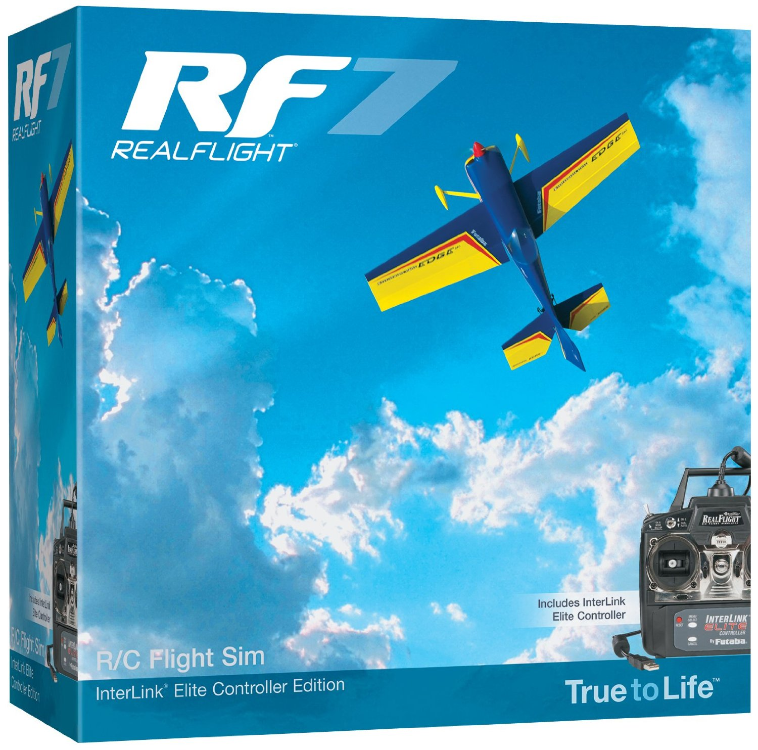 Great Planes RF7 Flight Simulator
