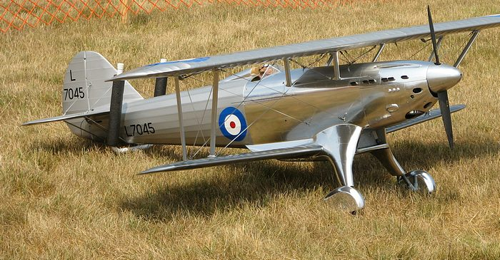 The RC Model Aircraft:How to choose a scale subject.