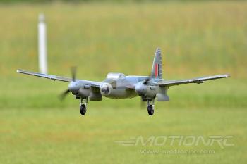 Freewing RC Mosquito landing