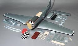 Top Flite P-51D Giant ARF