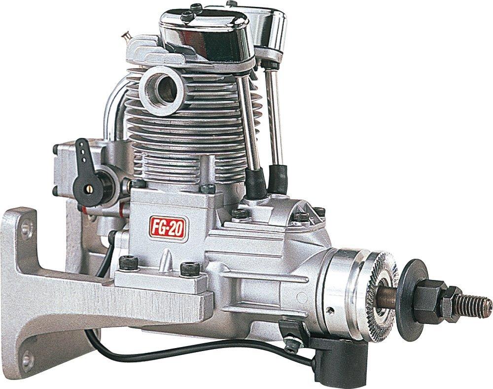 Saito FG-20 4-Stroke Gas engine