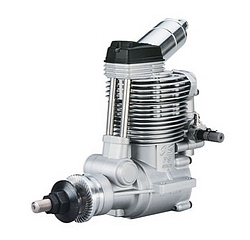 OS FS 91 4-stroke RC engine