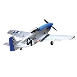Hangar 9 P-51D Mustang Blue Nose