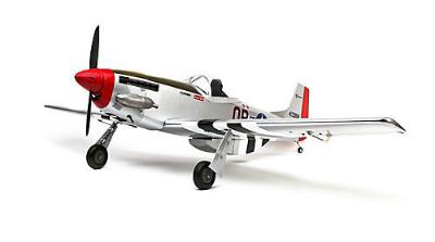 Hangar 9 P-51 Mustang s Gas Trainer