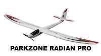 Parkzone Radian Pro