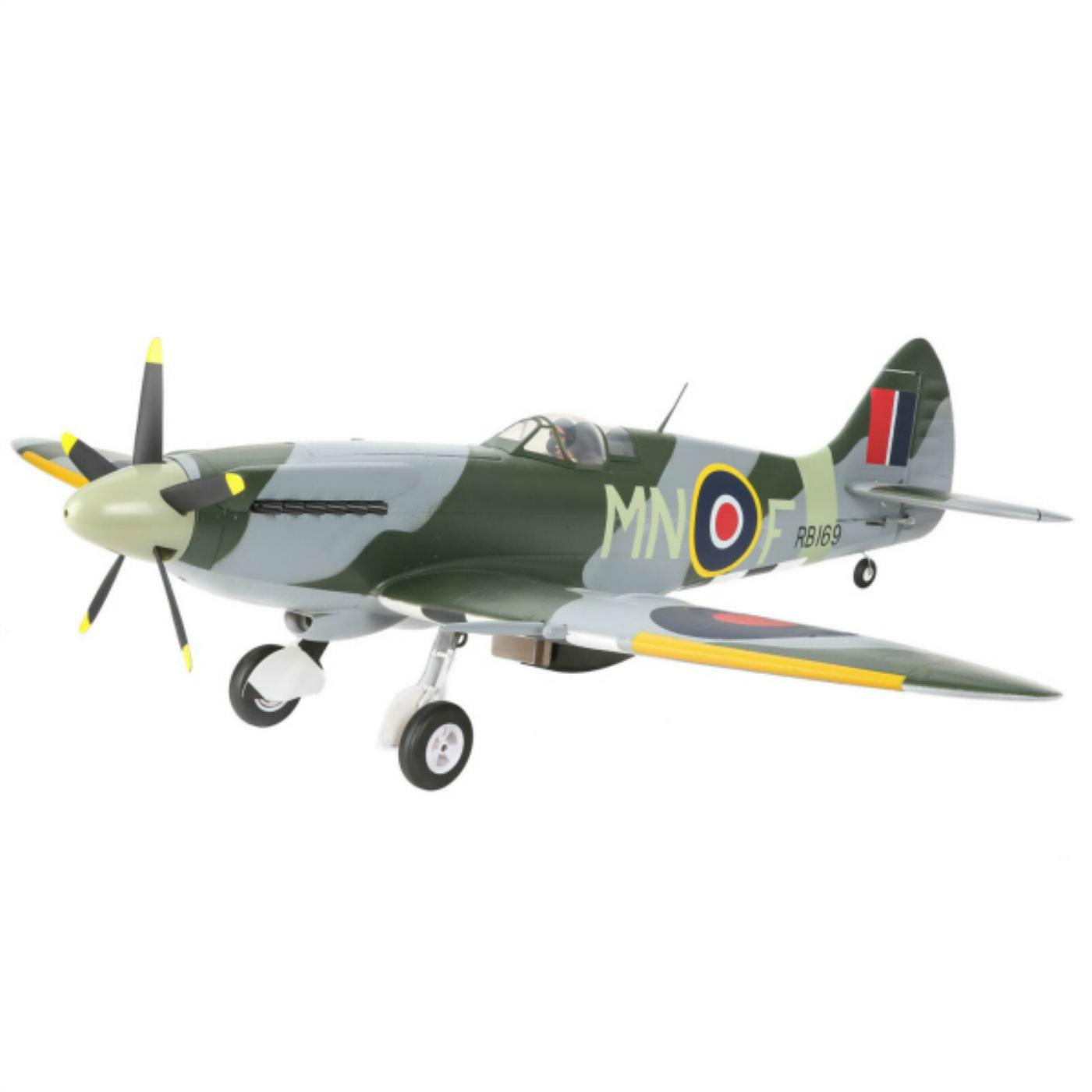 The E-Flite Spitfire MK XIV