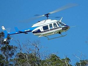 RC Rotortech Bell Longranger 206