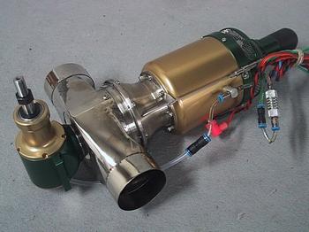 Wren 44 helicopter turbine
