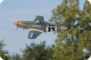Top Flite P-51 Mustang 60