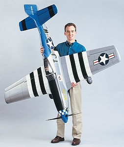 Top Flite P-51 Giant scale ARF