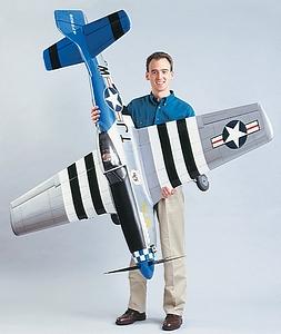 RC Top Flite P-51 Mustang