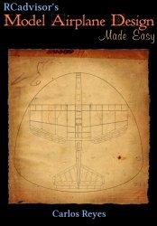 Model airplane Design Made Easy book