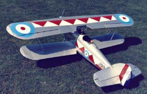 RC Hawker Demon