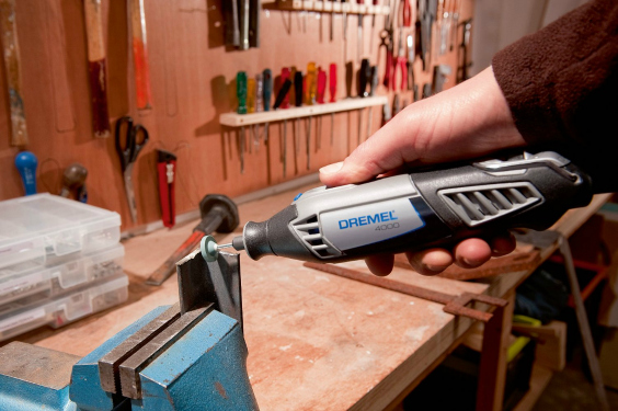The Rotary Tool By Dremel