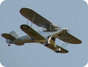 1/5 scale RC Fairey Fantome