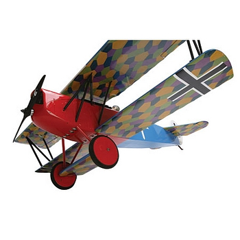 THe Fokker D7 RC World War 1 plane