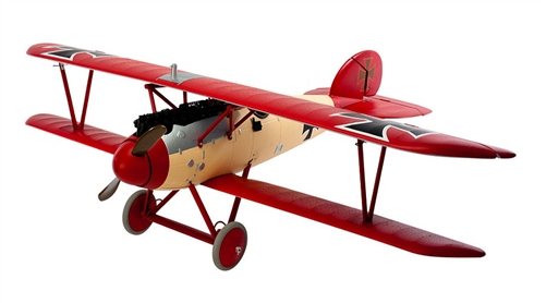 The Parkzone Albatross WW1 fighter