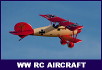 WW1 RC Aircraft Ad.