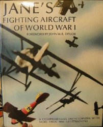 Janes fighting aircraft of WW1