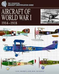 Aircraft of WW1 book cover