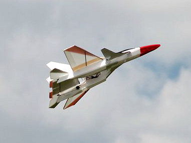RC Powers Foam Jets: Lots of fun with minimum cost
