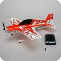E-Flite UMX Extra 300 and charger