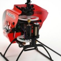 Micro RC helicopters, the Blade Scout CX.