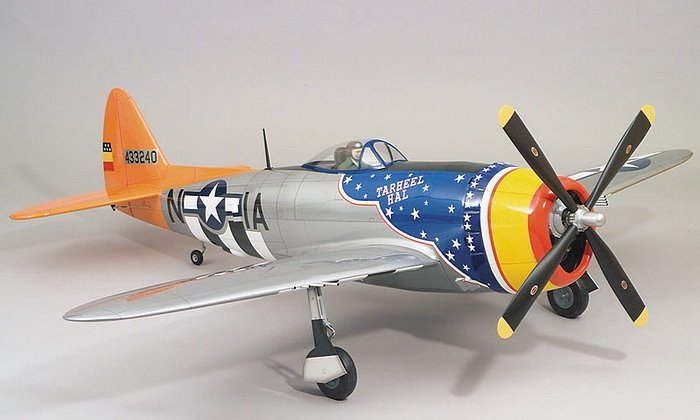 Top Flite P-47 Giant scale