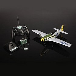The Parkzone Ultra Micro P-51