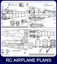 RC Plans collage ad.