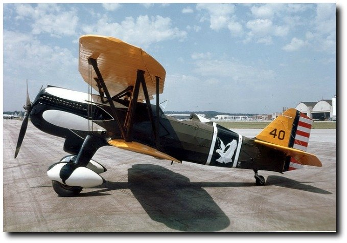 Curtiss P-6E Hawk