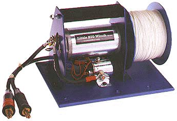 The little BIG winch for launching RC gliders