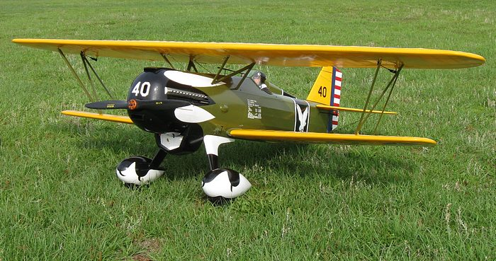 Scale RC Planes and How to Design them