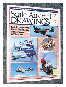 Scale Aircraft Drawings book cover