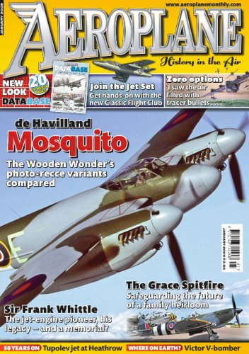 Aeroplane Monthly cover